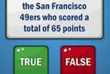 Americana Foot Ball Certo ou Fal