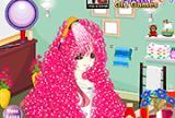Cute girl anime Strzyżenie