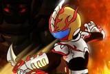 Armor hero the big rescue