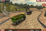 Truck 3 D Corrida de despejo