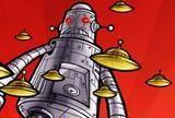 O robot xigante