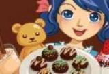 Cociña Gran Premio con Rachel de chocolate