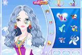 Magical Fairy Ice Makeup