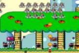 Mario invasores combate