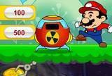 Mario mijnwerker