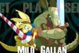 Milo ir Galan