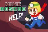 Bergwerk-Rettung