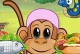 Beždžionė vakarienė