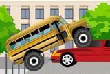 Монстр автобус