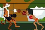 Mowgli prieš bokso Šerchanas