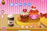 muffin de Decoración