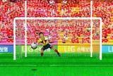 Penalty meta tiro