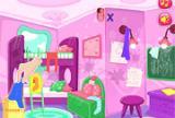 Limpeza de Pj Princess Party