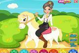 Princess's Horse
