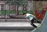 Skate board city