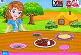 Špeciálny Princess Sofia Pizza