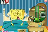 Sponge Bob chirurgie cardiaque
