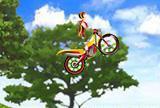 Stunt motociklą