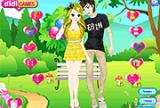 Sweet Dating Dressup