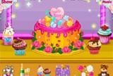 Valentine Eguna Cake